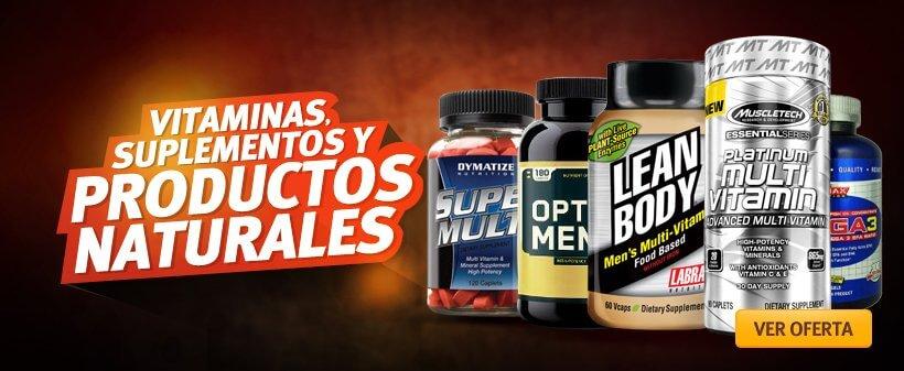 Vitaminas suplementos