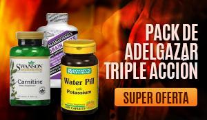Comprar pack adelgazar triple accion