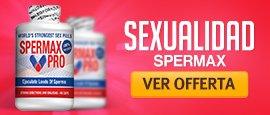 Comprar Spermax PRO
