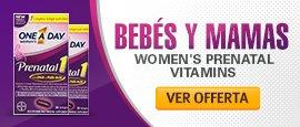 comprar vitaminas prenatales para mujeres
