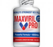 Maxviril PRO 90 Capsulas