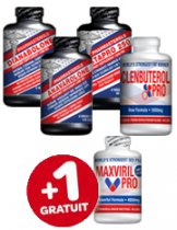 PACK MUSCULO PRO 5 PRODUCTOS