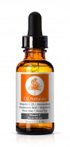 OZ Naturals - THE BEST Vitamin C Serum for Your Face Contains Clinical Strength 20% Vitamin C