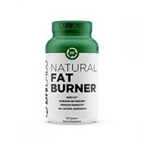 NATURAL FAT BURNER BY BN LABS 60 CAPSULAS VEGETARIANAS