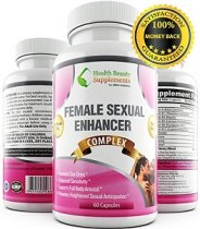 FEMALE SEXUAL ENHANCER ESTIMULANTE SEXUAL FEMENINO 60 CAPSULAS