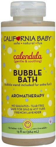 California Baby baño de burbujas - caléndula - 13 oz