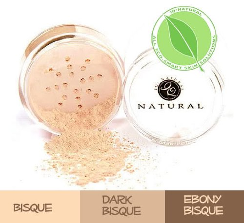 "Multi-tasking corrector de maquillaje Mineral, ""Bisque"", por la inteligencia Natural"