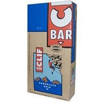 Clif Bar chispas de Chocolate - 2,4 oz (valor a granel multi-pack)