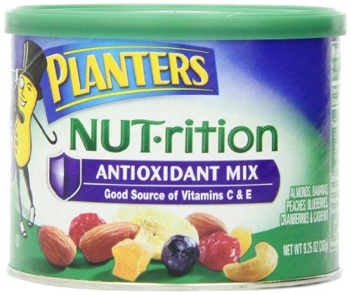 Macetas Nut.rition antioxidante mezcla, 9,25 oz frasco (cuenta 2)