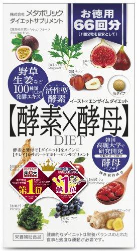Este metabolismo × enzima dieta granos 132 66 veces