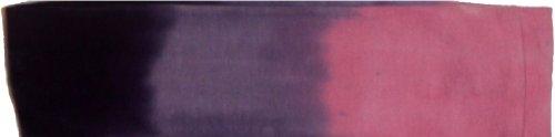 Lazo teñido tienda - Tie Dye diadema - colores rosa y morados