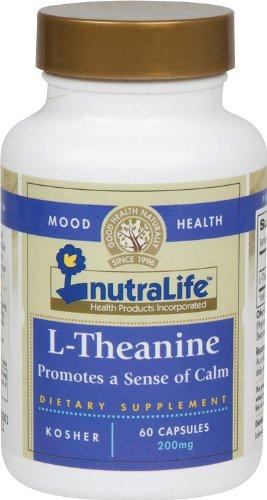 L-teanina 200 mg 60 Caps de Veg