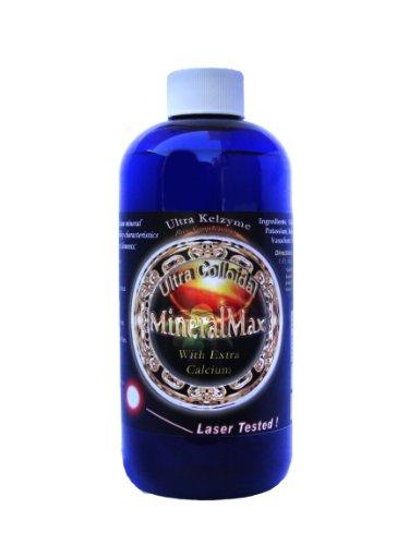 """Multi Mineral coloidal concentrado """"Mineral-Max"""" 16 Oz."""