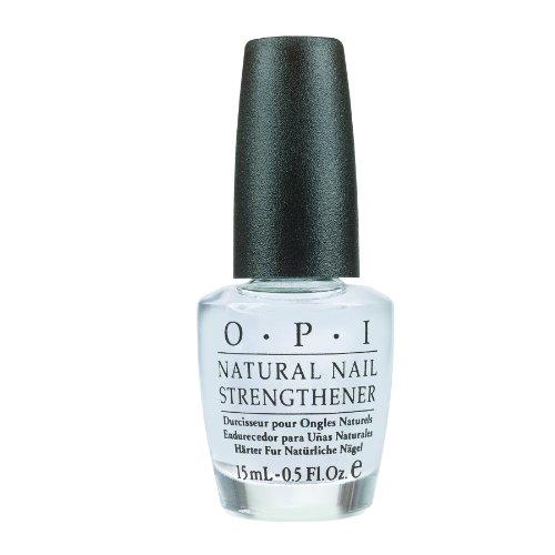 OPI tratamiento fortalecedor de uñas naturales, onza fluida 0.5