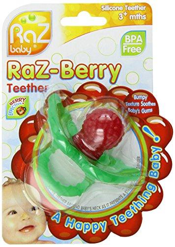 RaZ-berry razbaby sonaja, rojo