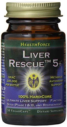 Healthforce Liver Rescue 30Caps