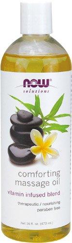Reconfortante masaje aceite 16 Fl oz