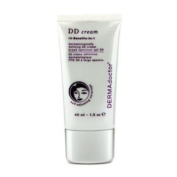 DERMAdoctor DD crema dermatológicamente definiendo la crema del bb de amplio espectro spf 30