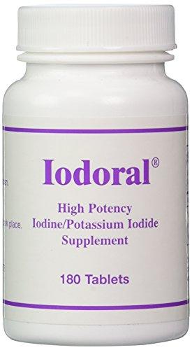 Iodoral High Potency 180Caps