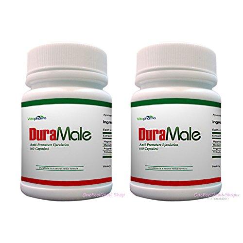 Suministro de DuraMale 2 mes demora para hombres prematura eyaculación resistencia Dura macho píldoras del pene