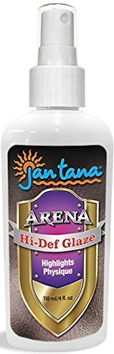 Jan Tana posando Gel, 4 fl oz