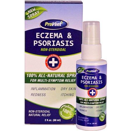 aerosol el eccema y la psoriasis Cuidado 2 fl oz