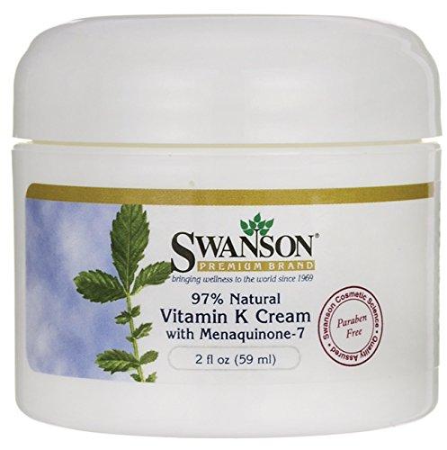 2 onzas (59 ml) crema de la crema de vitamina K