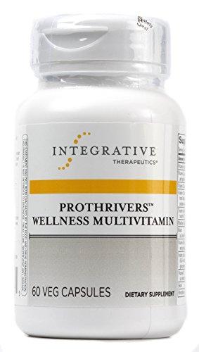 Terapéutica Integrativa Prothrivers bienestar multivitamínico, cuenta 60