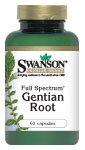 Espectro completo genciana raíz 400 mg 60 Caps
