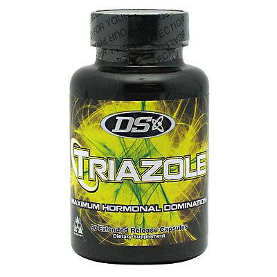 Triazol testosterona Tamaño Fuerza elevadores 90 Caps