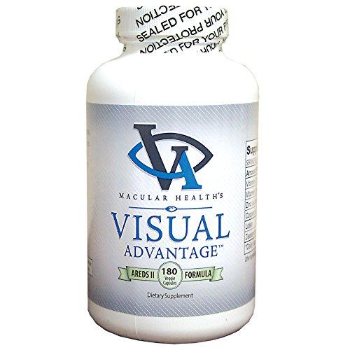AREDS 2 fórmula para la salud ocular - suministro de tres meses - basada en el AREDS 2 estudio - relacionado con la edad Degeneración Macular (AMD)