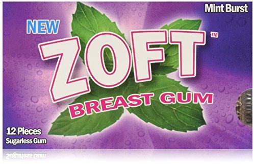 Goma de Zoft mama busto ampliación mejora - 5 Packs