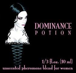 Amor Potion®: Poción dominación ~ perfume mezcla de feromonas para mujeres - 1/3 Fl.oz. (10ml)