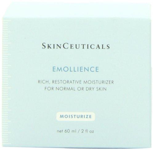 SkinCeuticals emoliencia Rica, restaurador humectante para tarro Normal o seca piel, 2 onzas