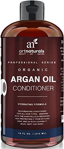 Diario de ArtNaturals cabello acondicionador aceite de argán - 16 Oz