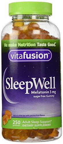 vitafusion SleepWell, 250 gomitas