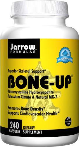 Jarrow Formulas hueso-para arriba, promueve la densidad ósea, 240 cápsulas