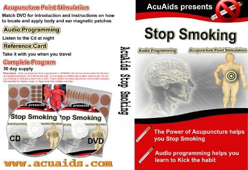 Dejar de fumar con AcuAids