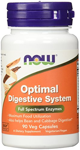AHORA alimentos óptimo digestivo, 90 Vcaps