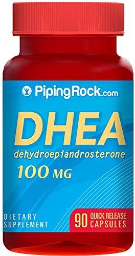 DHEA 100 mg 90 cápsulas