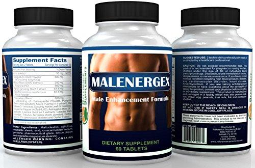 Masculino mejora píldoras como el Viagra Natural - mejor testosterona Booster - aumento de la Libido, energía, rendimiento, tamaño y resistencia Sexual - 100% garantía