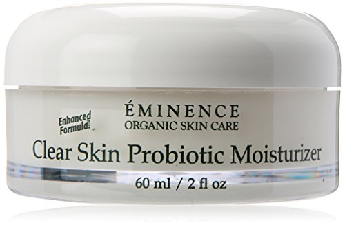 Eminencia piel clara probiótico crema hidratante, 2 onzas