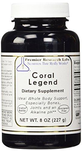 Polvo de leyenda coral (8 onzas) por Premier Research Labs