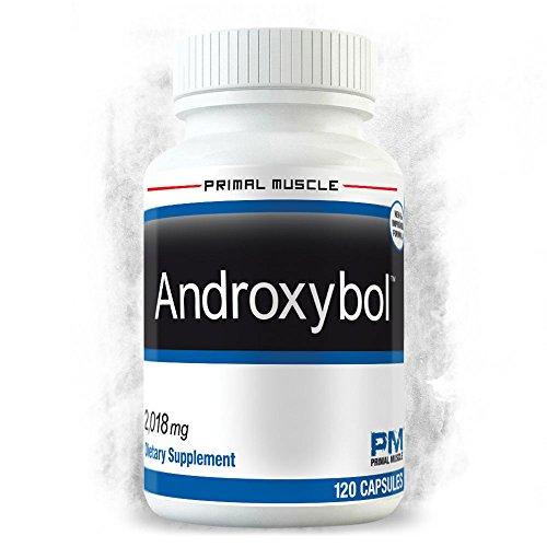 El mejor suplemento de Booster de testosterona Natural para hombres | Androxybol | Los usuarios reportan recuperación rápida del crecimiento - cortes magros - muscular masiva | 1 mes prueba Booster | 120 cápsulas | Sin receta requerida