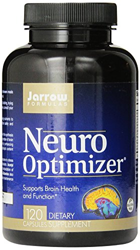 Jarrow Formulas Neuro Optimizer, apoya la salud del cerebro y la función, 120 Caps