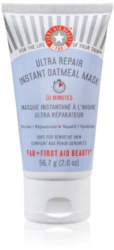 Primeros auxilios belleza Ultra reparación máscara-2 oz de avena instantánea.
