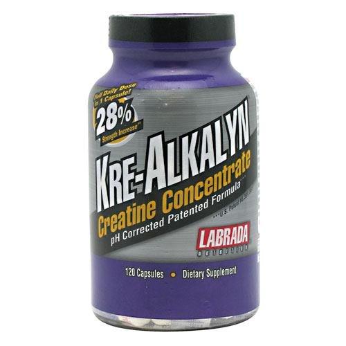 Kre-Alkalyn - concentrado de creatina 120 caps