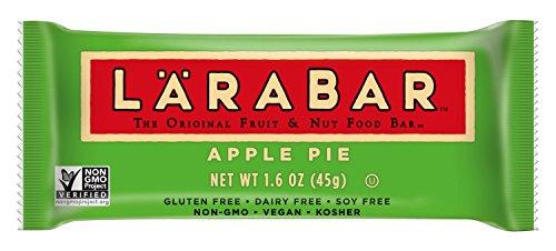 Onzas de LARABAR Bar de comidas fruta y nueces, tarta de manzana, 1.6 libre de Gluten, cuenta 5