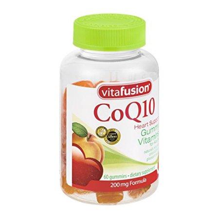 Vitafusion CoQ10 gomoso de vitaminas, 200 mg, 60 Cada