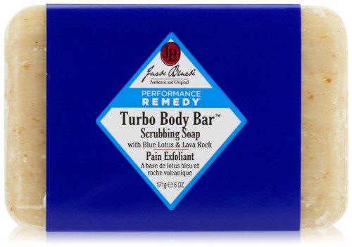 Gato negro Turbo cuerpo Bar jabón de limpieza